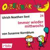 Ulrich Noethen liest Immer wieder mittwochs