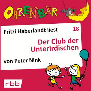 Fritzi Haberlandt liest Der Club der Unterirdischen