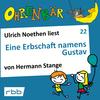 Vergrößerte Darstellung Cover: Ulrich Noethen liest Eine Erbschaft namens Gustav. Externe Website (neues Fenster)