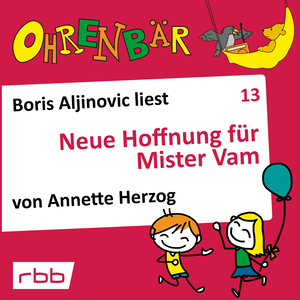 Boris Aljinovic liest Neue Hoffnung für Mr. Vam