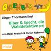Jürgen Thormann liest Biber & Specht, die Walddetektive (7)