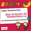 Jürgen Thormann liest Biber & Specht, die Walddetektive (09)