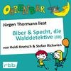 Jürgen Thormann liest Biber & Specht, die Walddetektive (08)