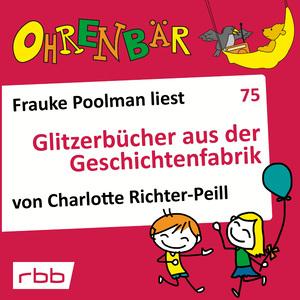 Frauke Poolman liest Glitzerbücher aus der Geschichtenfabrik