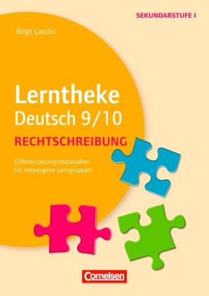 Lerntheke Deutsch 9/10 - Rechtschreibung