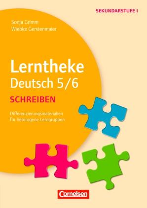 Lerntheke Deutsch 5/6 - Schreiben