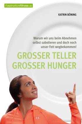 Großer Teller großer Hunger