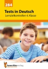 Tests in Deutsch - Lernzielkontrollen, 4. Klasse