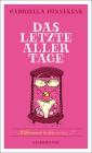 Vergrößerte Darstellung Cover: Das letzte aller Tage. Externe Website (neues Fenster)
