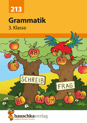 Grammatik, 3. Klasse