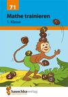 Mathe trainieren, 1. Klasse