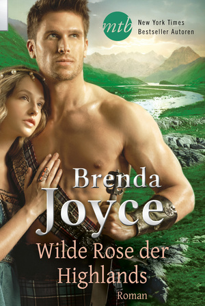 Wilde Rose der Highlands