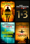 James Patterson Bookshots - Teil 1-3