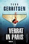 Vergrößerte Darstellung Cover: Verrat in Paris. Externe Website (neues Fenster)