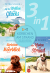 Vergrößerte Darstellung Cover: Körbchen am Strand - drei bezaubernde Hundegeschichten. Externe Website (neues Fenster)