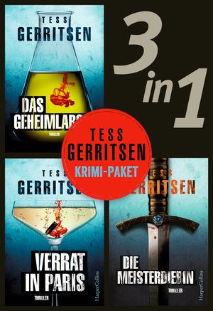 Tess Gerritsen - Krimi-Paket (3 in 1)