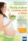 Vergrößerte Darstellung Cover: Richtig ernähren in Schwangerschaft und Stillzeit. Externe Website (neues Fenster)
