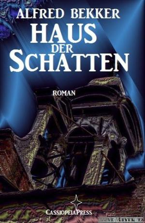 Alfred Bekker Roman: Haus der Schatten