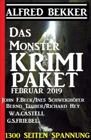 ¬Das¬ Monster Krimi Paket