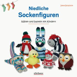 Niedliche Sockenfiguren