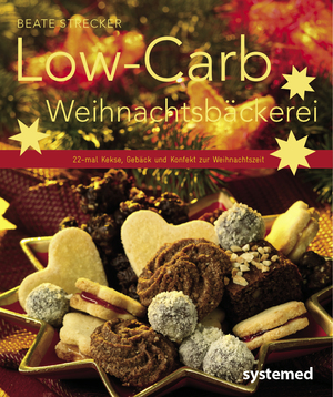 Low-Carb-Weihnachtsbäckerei