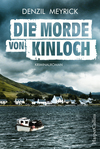 Vergrößerte Darstellung Cover: Die Morde von Kinloch. Externe Website (neues Fenster)