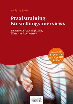 Praxistraining Einstellungsinterviews
