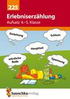 Vergrößerte Darstellung Cover: Aufsatz - Erlebniserzählung, 4. - 5. Klasse. Externe Website (neues Fenster)