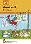 Grammatik, 1./2. Klasse