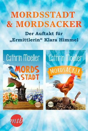 """Mordsstadt & Mordsacker - Der Auftakt für """"Ermittlerin"""" Klara Himmel"""