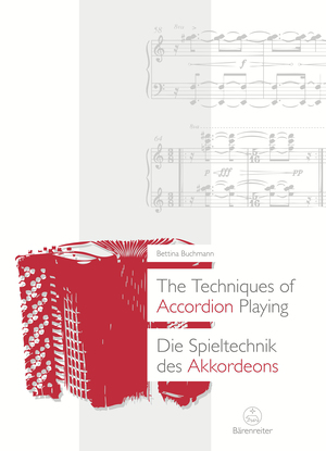 ¬Die¬ Spieltechnik des Akkordeons / The Techniques of Accordion Playing