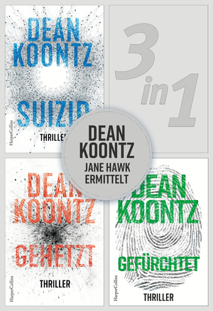 Dean Koontz - Jane Hawk ermittelt (3in1)