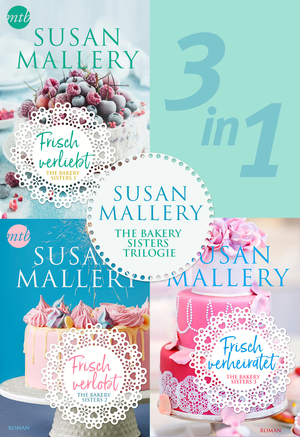 ¬Die¬ Bakery-Sisters-Trilogie (3in1)