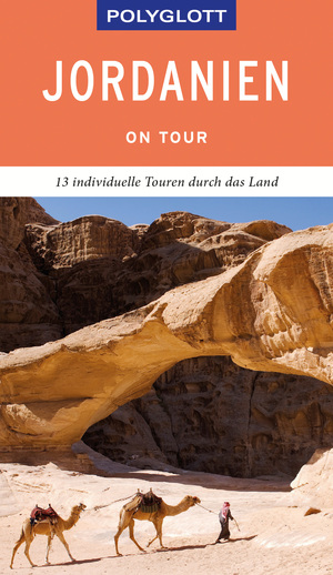 POLYGLOTT on tour Reiseführer Jordanien