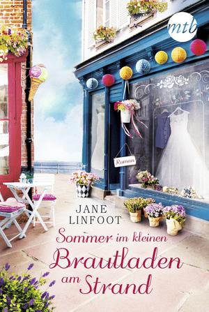 Sommer im kleinen Brautladen am Strand