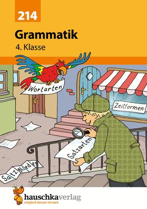 Grammatik, 4. Klasse