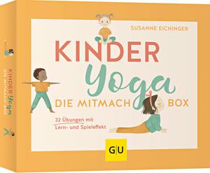 Kinderyoga - Die Mitmach-Box