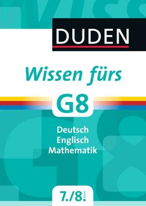 Deutsch, Englisch, Mathematik - 7. / 8. Klasse
