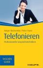 Vergrößerte Darstellung Cover: Telefonieren. Externe Website (neues Fenster)