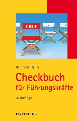 Checkbuch für Führungskräfte