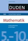 Vergrößerte Darstellung Cover: Mathematik. Externe Website (neues Fenster)
