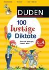 Vergrößerte Darstellung Cover: 100 lustige Diktate 2. bis 4. Klasse. Externe Website (neues Fenster)