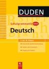 Schulgrammatik extra Deutsch