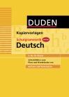 Kopiervorlagen zur Duden Schulgrammatik extra - Deutsch