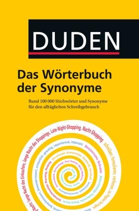 Das Wörterbuch der Synonyme