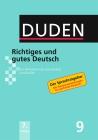 Richtiges und gutes Deutsch