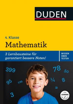Mathematik, 4. Klasse