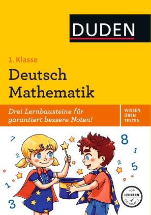 Deutsch und Mathematik, 1. Klasse