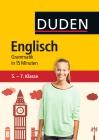 Vergrößerte Darstellung Cover: Grammatik 5.-7. Klasse. Externe Website (neues Fenster)