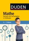 Rechnen und Sachaufgaben 5.-7. Klasse
